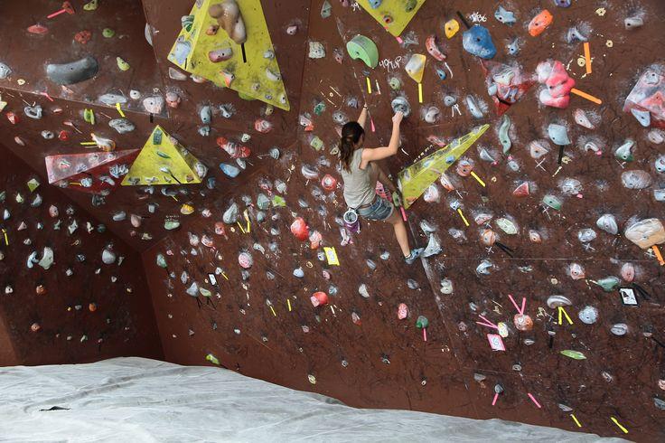 En septiembre del 2013 se sabrá si la escalada será parte de las Olimpiadas del 2020.