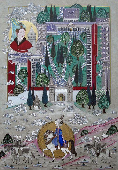 Hürrem Sultan ve Topkapı Sarayı