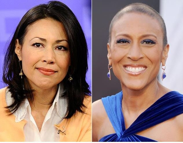 Celebrity News: Today Show's Ann Curry banned for tweeting condolences to Robin Roberts | AT2W