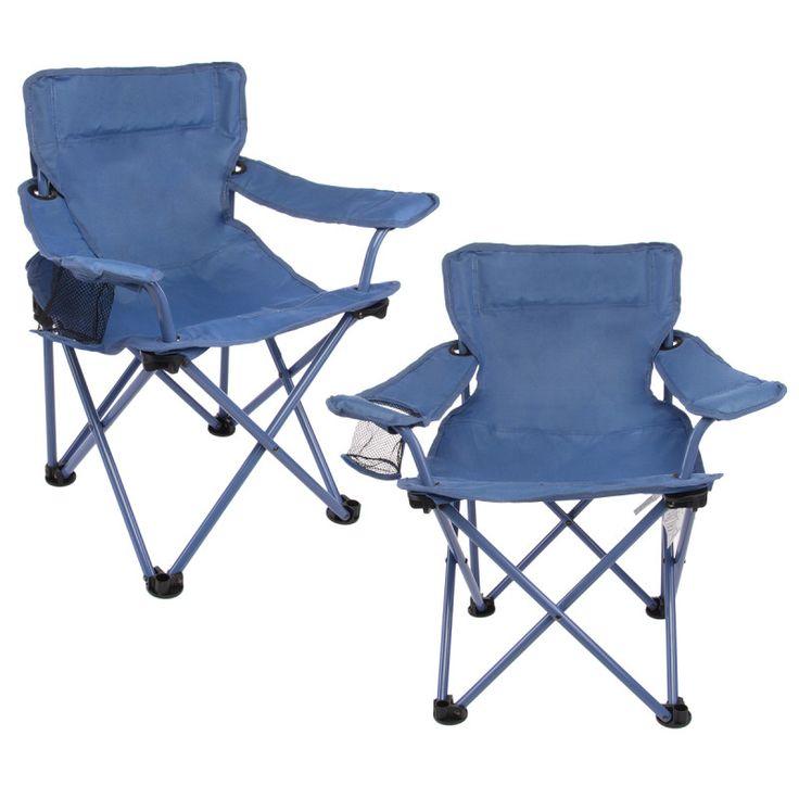 2pk Ozark Trail Kid S Folding Chair 19 Great Web Deals