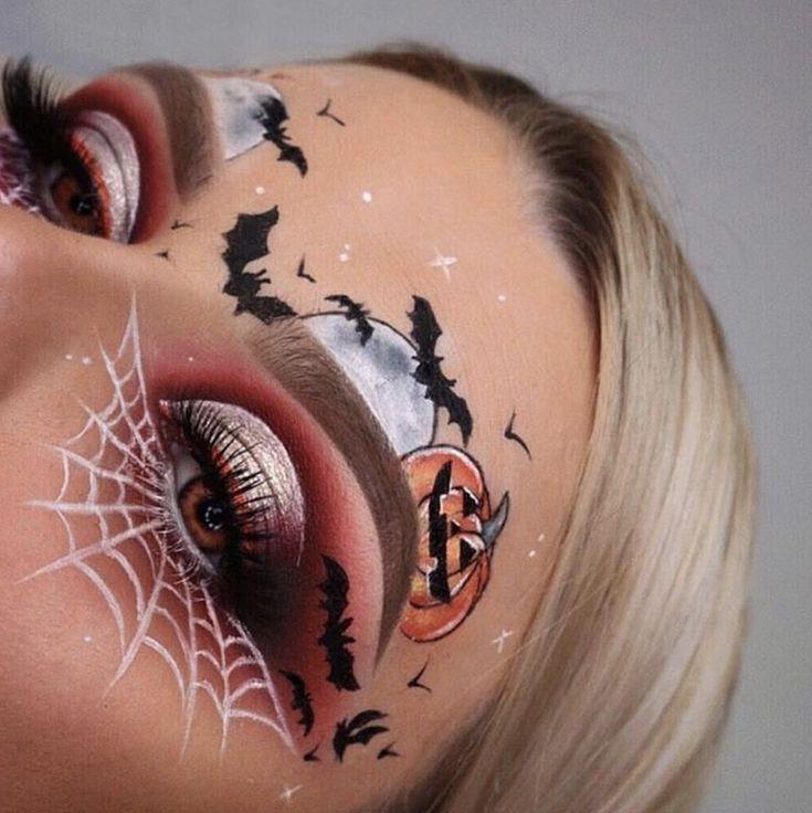 Fröhliches Halloween! Hier sind die besten Halloween-Make-up-Looks, die es heute zu kopieren gilt