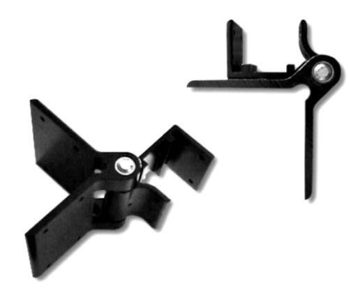 Pair-of-Heavy-Duty-Non-Self-Closing-Aluminum-Hinge