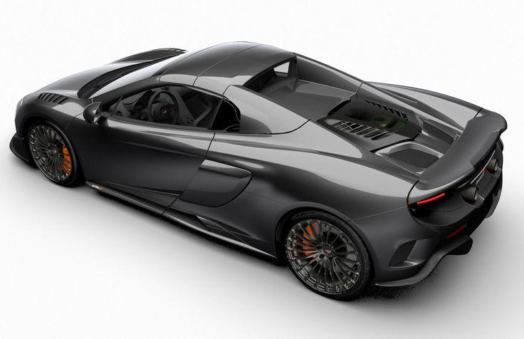 Image for McLaren 675LT Spider Carbon Series Desktop Photo