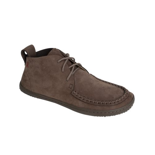 $155 Kembo is a laidback moccasin shoe made from locally sourced Ethiopian suede. This lightweight, barefoot boot has a flexible minimalist sole and spacious toe box, which allows your feet to move naturally, from day to night.