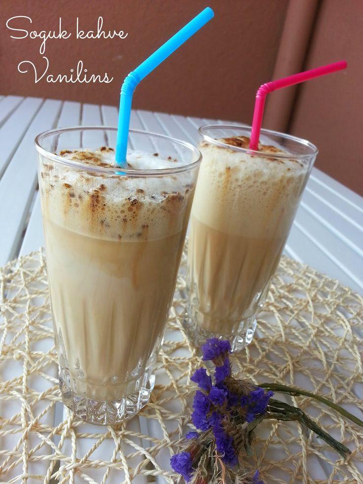 Vanilins: Soğuk kahve