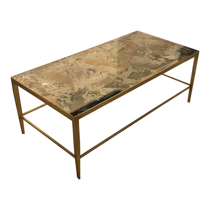 Antique Gold Mirrored Coffee Table: Best 25+ Mirrored Coffee Tables Ideas On Pinterest