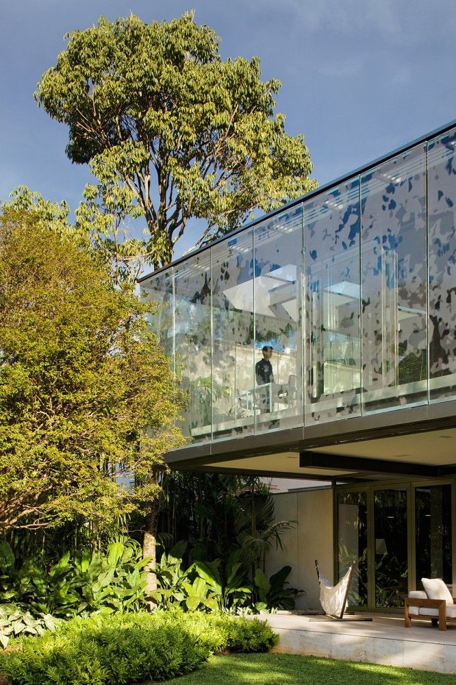 A.B House / Andrade Morettin Arquitetos Associados