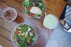SWEETGREEN new york salads