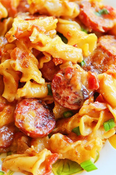 The Most Popular Recipe of 2013: Spicy Sausage Pasta