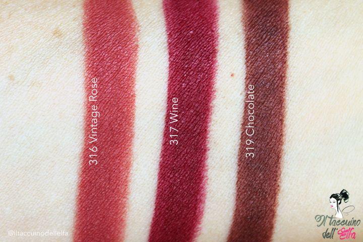 Kiko Milano Velvet Passion Matte Lipstick e Ever Lasting Colour Precision Lip Liner - What else? | Il Taccuino dell'Elfa