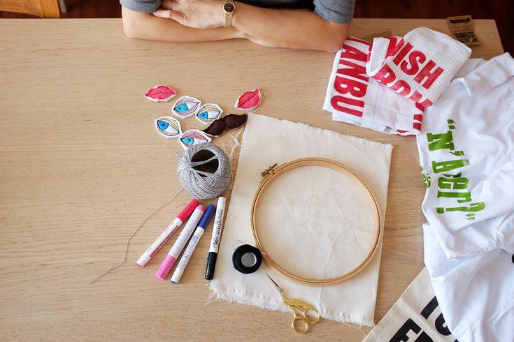 www.kat.io - Handan Karabulut - Textile Designer, Atelier, Istanbul Turkey