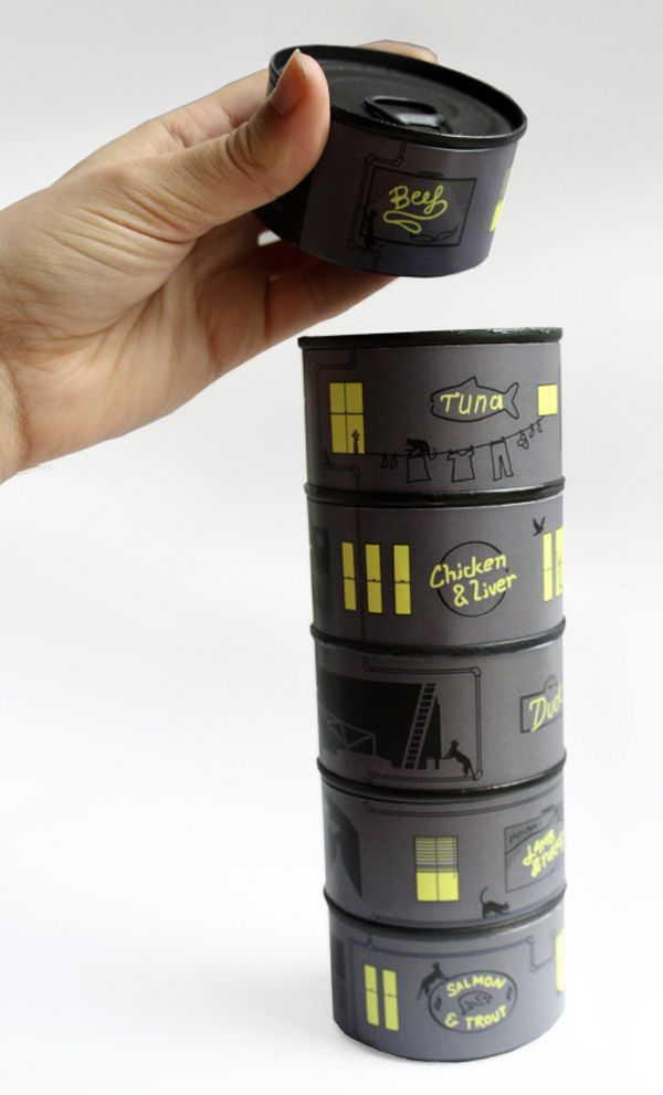 AliceDouglas-Deane_CityCat cat food student concept #packaging story PD