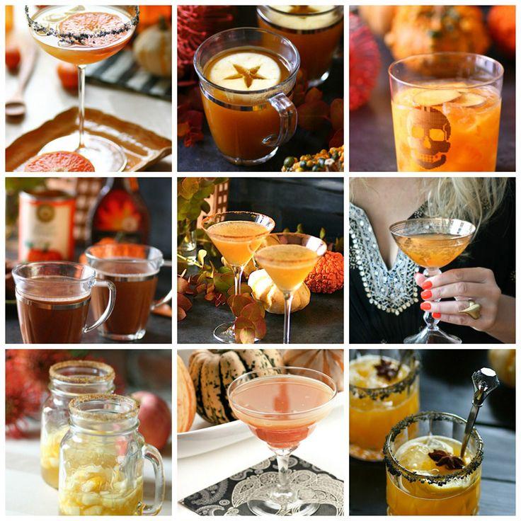 Drinker og cocktails til Halloween