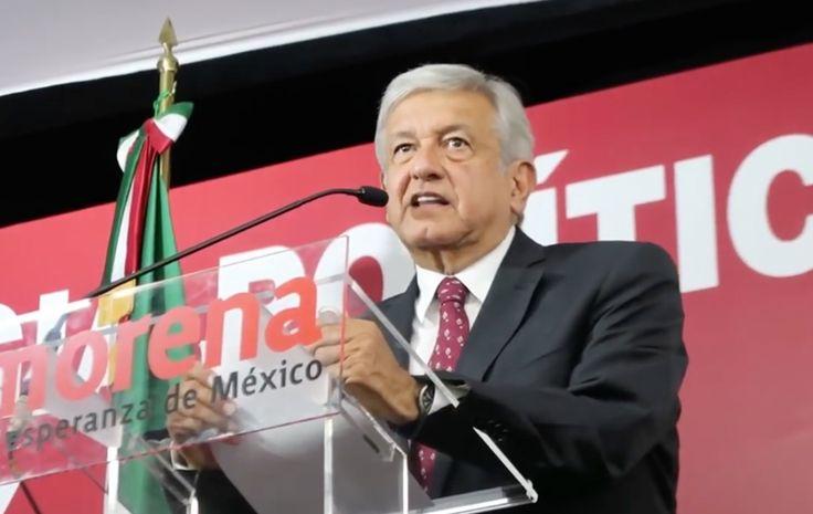 A pesar de los recientes problemas que enfrentó en las elecciones del Estado de México, de acuerdo a las encuestas, Andrés Manuel López Obrador...  #Elecciones2018 #AMLO #Política #Encuestas
