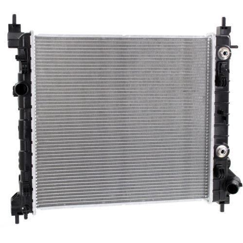 2013-2014 Chevrolet Spark Radiator, Automatic Transmission