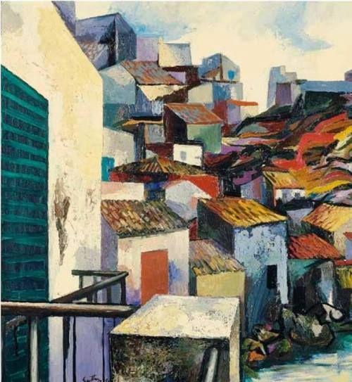 Renato Guttuso - Scilla, 1950
