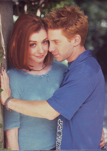 Willow & Oz. I loved them together! So sad how it ended! I will always love Oz though!