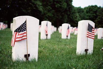 Memorial Day history: This day is for honoring those who have fallen in service (not all who have died).
