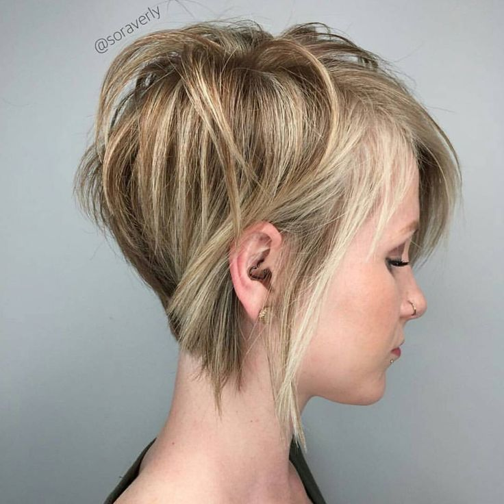 """4,080 Likes, 65 Comments - Short Hairstyles   Pixie Cut (@nothingbutpixies) on Instagram: """"@soraverly this cut is out of this world"""""""