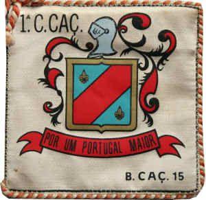 1ª Companhia do Batalhão de Caçadores 15 Moçambique