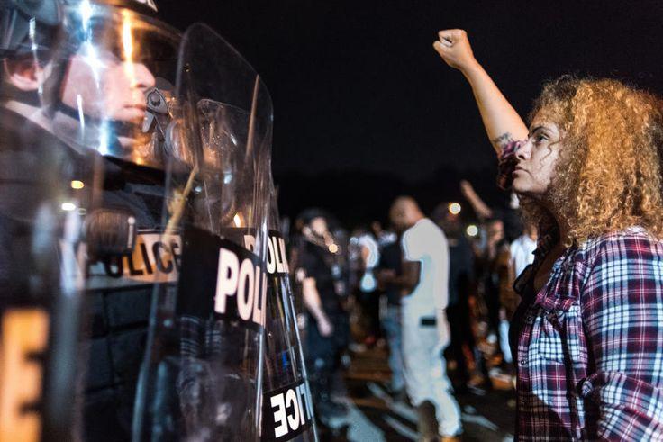 En el segundo día de protestas en Charlotte, Carolina del Norte, otro afroamericano fue sido asesinado. La policía negó haber sido responsable.