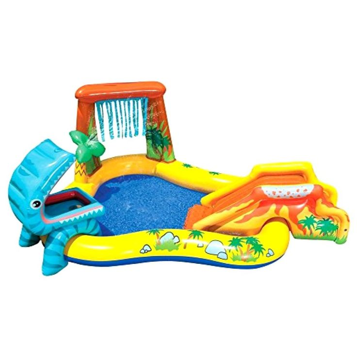 Inflatable Pool Slide Intex best 20+ planschbecken mit rutsche ideas on pinterest | bucket