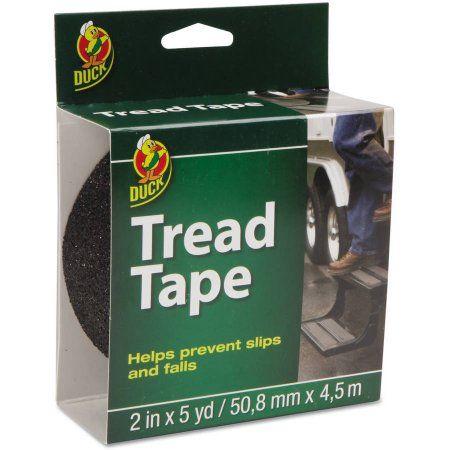 Duck Brand 1.88 inch x 75' Carpet Tape, 3 inch Core, White