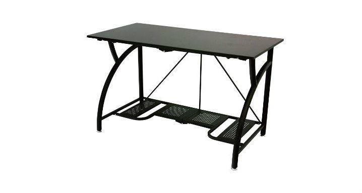 Computer Desks For Home Table Folding Easy Storage Folds ...