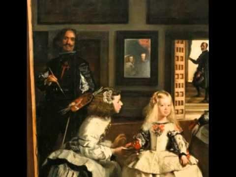 Velázquez, Las Meninas, c. 1656  Use this video to introduce Las Meninas.  After, had class write a paragraph using SER and ESTAR.