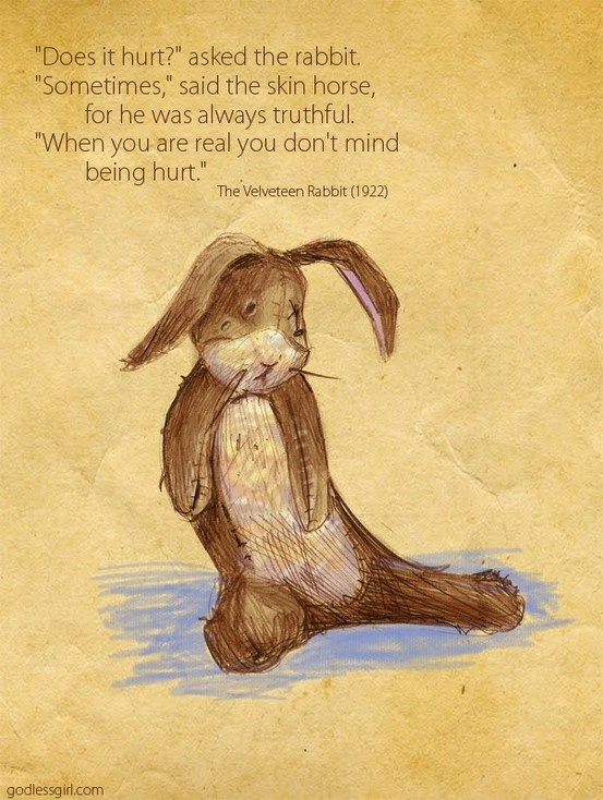 *truth* One of my favorite books of all time. Used to read it to my students at the start of each school year...
