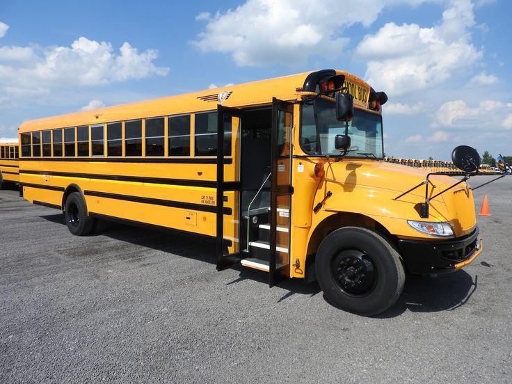 2001 BLUE BIRD TC2000 School Bus for Sale | #364915