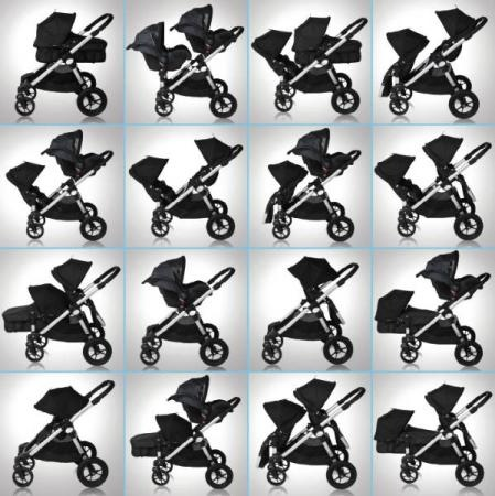 Baby Jogger City Select....LOVE my stroller!!
