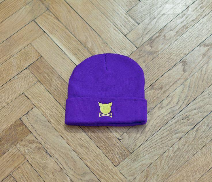 """""""Cochon"""" Purple"""