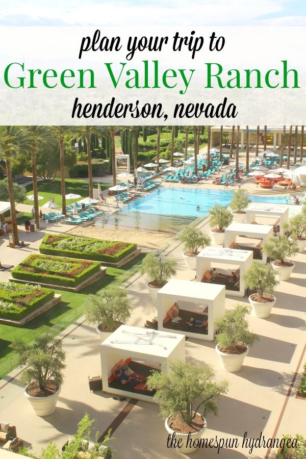 If you are heading to the Las Vegas area soon check out my Green Valley Ranch Resort and Casino review. See why we love this property so much!