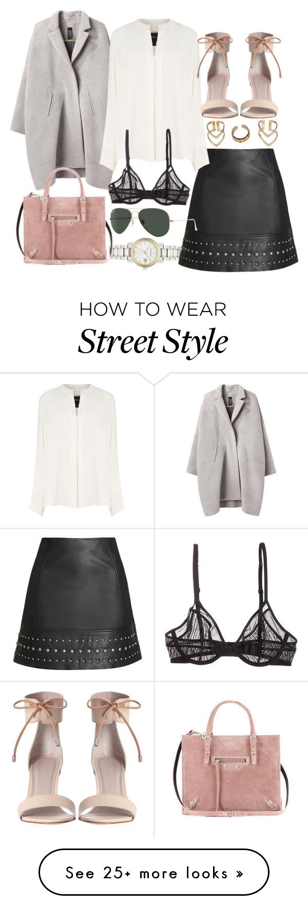 """Untitled #4588"" by sheryl798 on Polyvore featuring Burberry, Zero + Maria Cornejo, Topshop, Derek Lam, Calvin Klein, Zimmermann, Balenciaga and Boohoo"