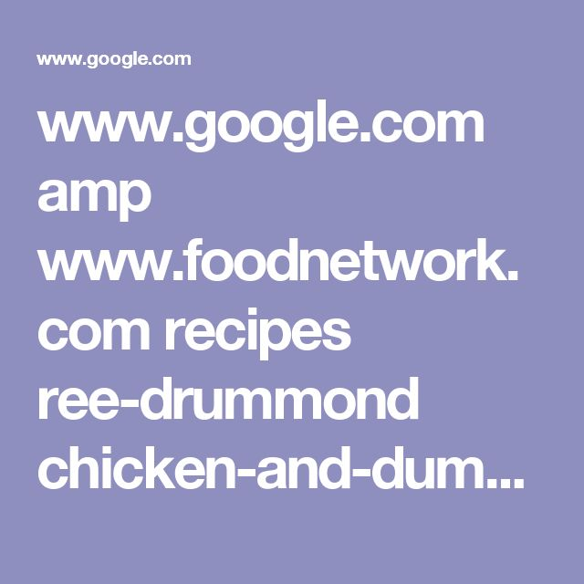The 25 best ree drummond chicken and dumplings recipe ideas on google amp foodnetwork recipes ree drummond chicken forumfinder Choice Image