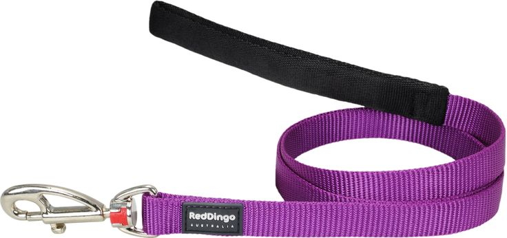 Avaliable in Small, Medium and LargeRed Dingo is an Australian company who have put together a wide variety of leads, collars and tags to suit all kinds of canine customers. Big or small, dark or ginger there's something for every fur coat. All the products are strength and safety tested to the highest quality standard in manufacturing terms, embracing design without ever compromising functionality.The lead has extra padding around the handle to ensure maximum comfort for ...