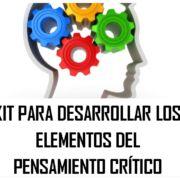Diferentes investigaciones desprenden que una parte importante del éxito en la comprensión lectora depende del desarrollo cognitivo y psicolingüístico de...