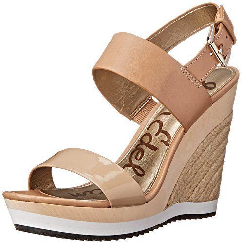 Sam Edelman Women's Korinne Wedge Sandal