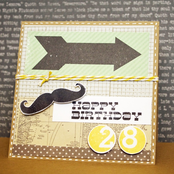 The 38 best images about cards for men on pinterest masculine a manly birthday card from nest candy love her shes so creative card for men bookmarktalkfo Gallery