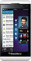 Blackberry Z10 16GB OS 10 GSM Unlocked Smartphone - Black