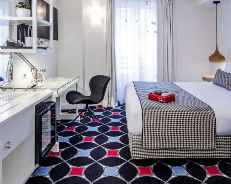 Take a Trip Down Memory Lane at the Joke Hotel - Design Milk