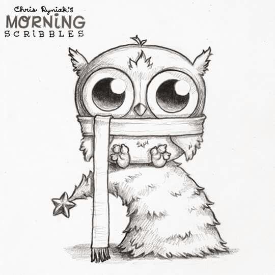 Owl I want for Christmas