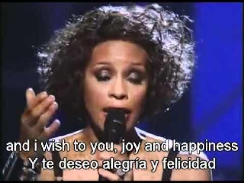 Whitney Houston - I Will Always Love You (subtitulado)