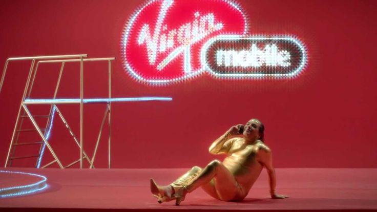 Tírate a la piscina con Virgin Mobile!