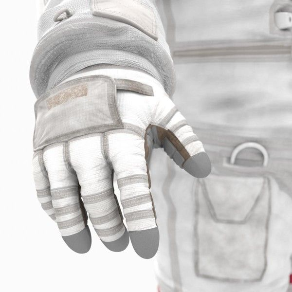 space suit glove hardware - photo #7