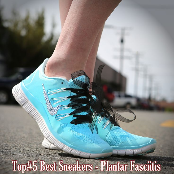 Experts recommend. The right pair of sneakers can help in eliminating symptoms. Below are the top 5 best sneakers for plantar fasciitis