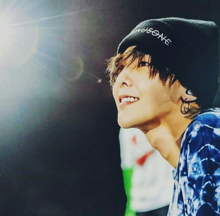 Brightens my day. ❤ #jiyong