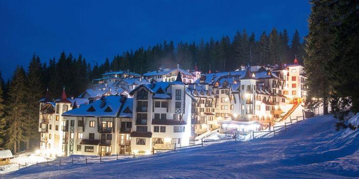 Vacanta de iarna sezon 2017/2018 la Hotel Complex The Castle 3* din Pamporovo