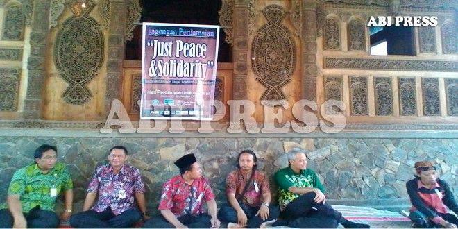 Tiada Perdamaian Tanpa Solidaritas dan Keadilan